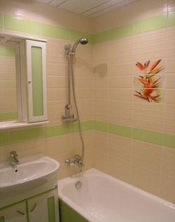 Ремонт ванной в Осинниках