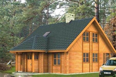 дома на основе деревянного каркаса г.Осинники