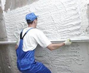 Выравнивание стен родбандом Осинники - частные мастера, штукатуры-маляры